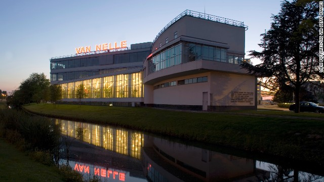 Constructed in the 1920s, the Van Nellefabriek in the Netherlands, the country's newest World Heritage Site, is considered a factory far ahead of its time. The progressive design is open to the outside world, uses daylight to improve working conditions and showcases rational production flows and distribution.