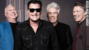 Golden Earring in 2014: Turns out that song\'s not so forgotten after all.
