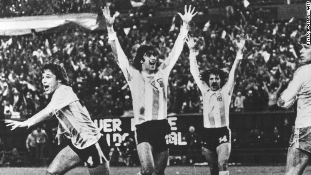 In 1978, World Cup hosts Argentina coasted to a 6-0 win over Peru in their final match of the second phase to oust Brazil on goal difference, prompting cries of