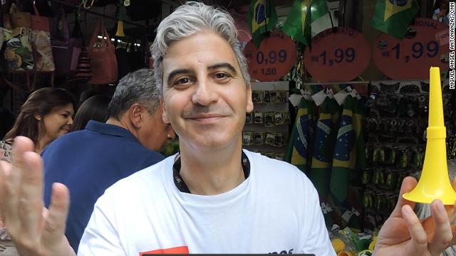 Reportero Aventurero: la mercancía del Mundial Brasil 2014