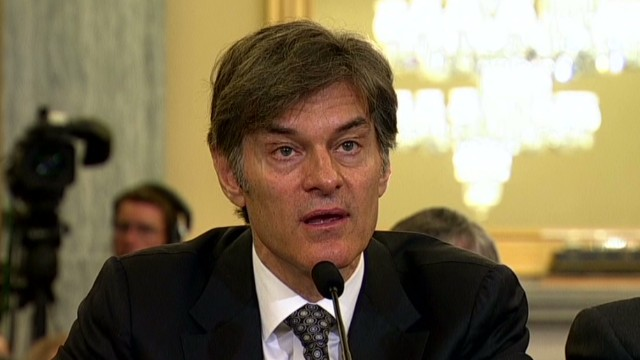 Dr. Oz Grilled About 'Miracle' Weight Loss