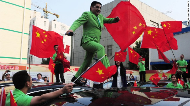 Magnate chino ofrece comida gratis y dinero a pobres de EE.UU.