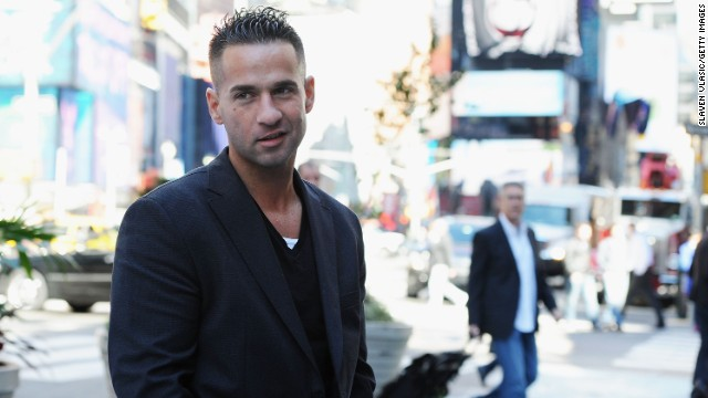 "Mike ""The Situation"" Sorrentino made headlines this summer after <a href='http://www.cnn.com/2014/06/17/showbiz/mike-situation-sorrentino-arrest/index.html'>a fight at his tanning salon</a>. In other news, Sorrentino has <a href='http://www.nydailynews.com/entertainment/tv/tvgn-sets-premiere-date-situation-new-reality-series-sorrentinos-article-1.1815672' target='_blank'>a reality show about his family</a> that premiered on TVGN on July 15."