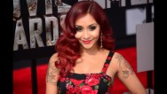Snooki gives birth to a little bambina!