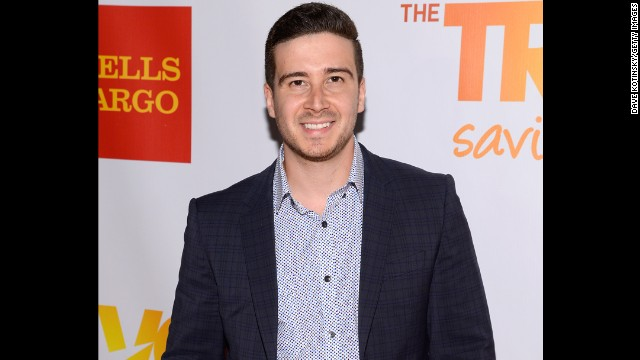 "Vinny Guadagnino snagged a talk show on MTV, the short-lived ""The Show With Vinny,"" in 2012. In February, <a href='http://allhiphop.com/2014/02/04/vinny-from-jersey-shore-talks-lil-wayne-calls-nicki-minaj-a-btch-more-video/' target='_blank'>he told a New York radio station</a> he had a negative run-in with rapper Nicki Minaj."