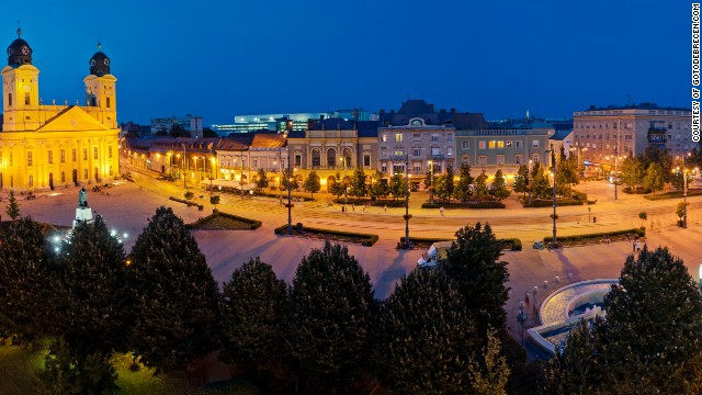 It's often overshadowed by Budapest, but Debrecen has twice been the capital of Hungary, most recently at the end of World War II.