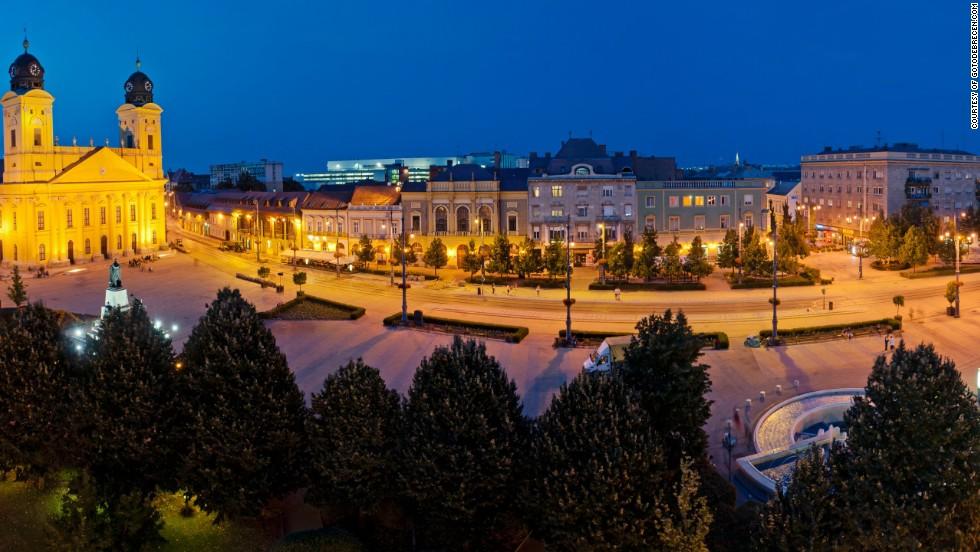 Hungary S Overlooked Second City Cnn Com