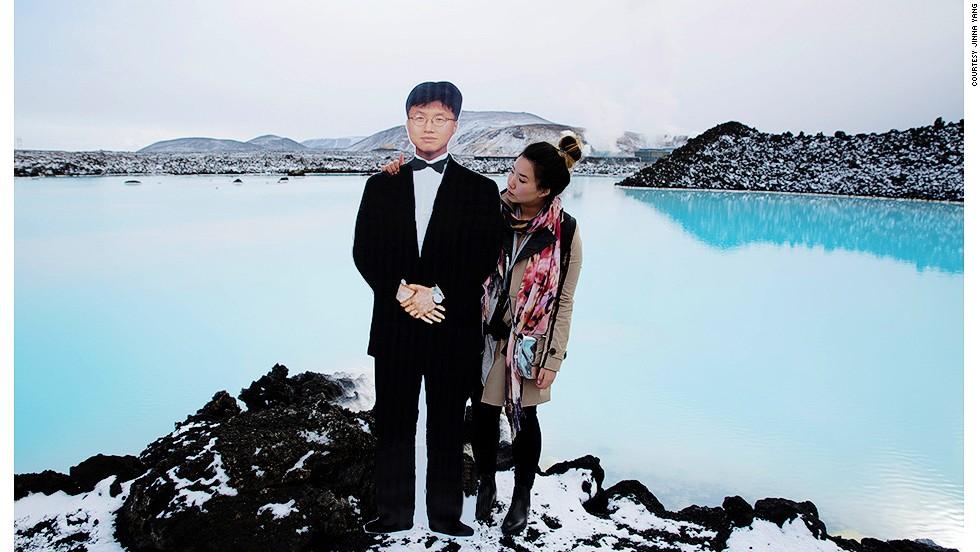 Laguna azul (Islandia)