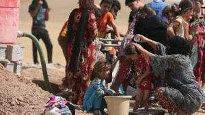 More than a million Iraqis flee homes