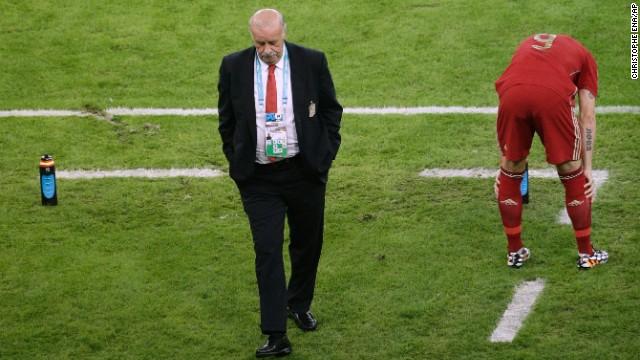Los memes de la eliminación de España del Mundial