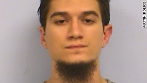 Michael Todd Wolfe, 23, of Austin, has been charged \