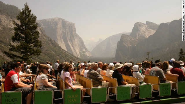 Yosemite regularly attracts <a href='http://www.nps.gov/yose/naturescience/park-statistics.htm' target='_blank'>4 million visitors annually</a>. With the federal government shutdown in 2013, the park still welcomed 3.7 million visitors last year.