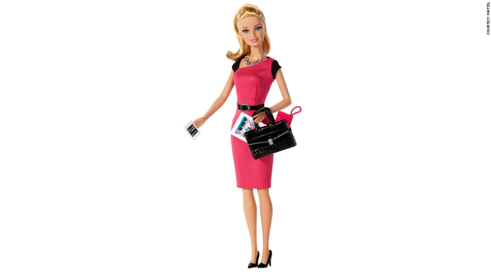 Barbie is adding entrepreneur to her resume in 2014. Look back at some of Barbie's professions through the years.