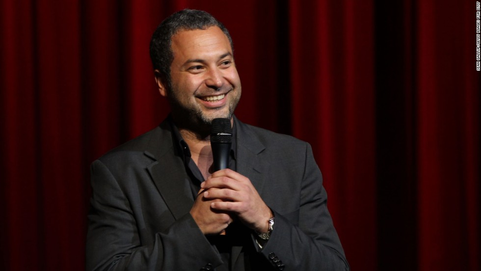 """Comedian and actor Ahmed Ahmed stars in """"Sullivan & Son,"""" one of the few sitcoms that features an Arab-American who's a character, not a caricature."""