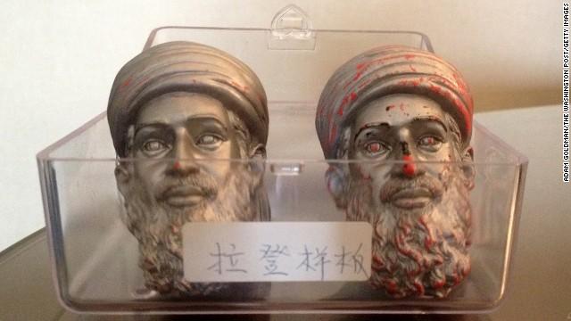 """Estados Unidos """"jugó"""" con la idea de crear un muñeco de Osama bin Laden"""