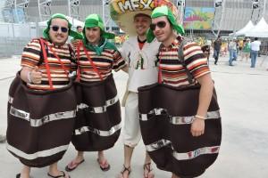 La Furia Mexicana llega a Brasil