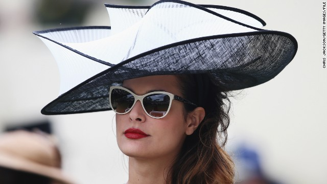 If you thought Royal Ascot was just about horse racing... think again.