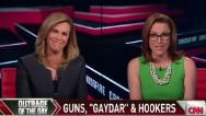 Presidential platform: Guns, gaydar & hookers