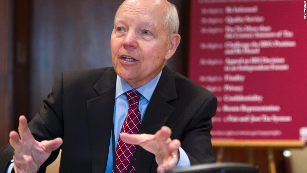 IRS Commissioner John Koskinen is facing tough questions about an unknown number of missing agency e-mails due to hard drive crashes. Republicans are especially interested in e-mails belonging to former IRS official Lois Lerner as lawmakers investigate the agency's targeting of conservative tax-exempt groups.