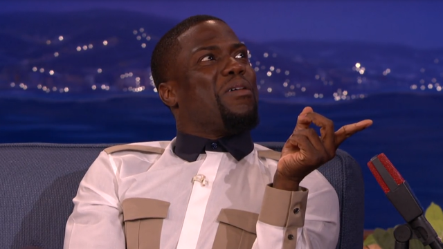 Why private islands bore Kevin Hart