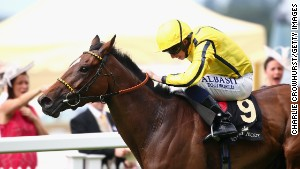 Disappointment for Queen at Ascot