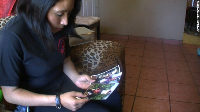 Elva Marroquin Rosales, a Guatemalan immigrant in the Los Angeles area, has been waiting a month for official word on the status of her two small children who crossed the U.S.-Mexico border alone.