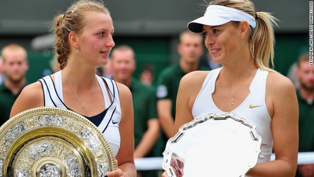 Her best performance at Wimbledon since that teenage success was reaching the final in 2011, when she lost to Czech rising star Petra Kvitova.