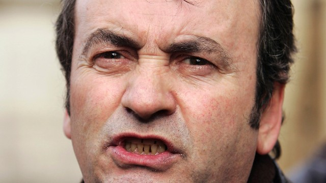 The story of Gerry Conlon's struggle for freedom was told in the film