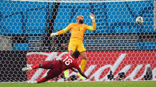 Late Goal Gives Portugal 2-2 Draw With United States