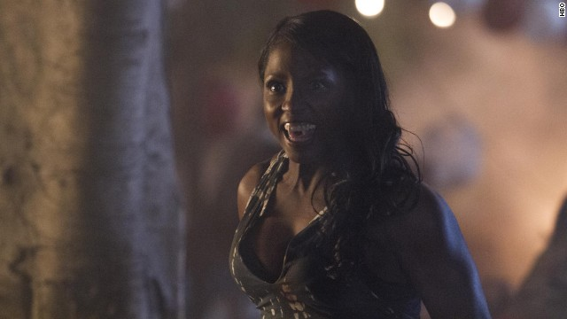 "During ""True Blood's"" June 22 season premiere, Rutina Wesley's vampire Tara met her final death while protecting her mother. Viewers were caught off-guard by Tara's sudden demise, but Wesley wasn't, and she supported the decision. ""I think it's great,"" she told <a href='http://insidetv.ew.com/2014/06/22/true-blood-season-7-premiere-tara/' target='_blank'>Entertainment Weekly</a> of her character's death. ""I think somebody had to go."""