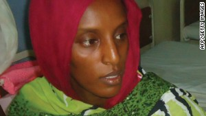 Meriam Ibrahim says she gave birth while her legs were chained in prison.