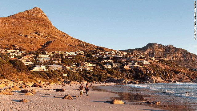 A trip to Lion's Head mountain (pictured) can get crowded, but it's a popular sunset spot for good reason.