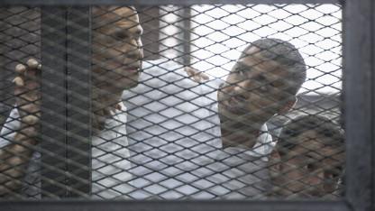 Al Jazeera journalists face retrial