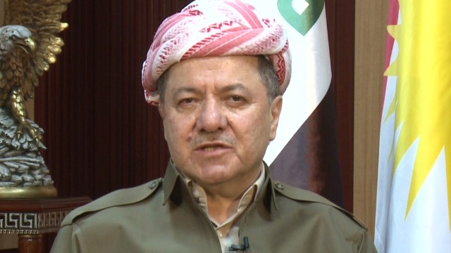 exclusive iraqi kurdistan leader massoud barzani says