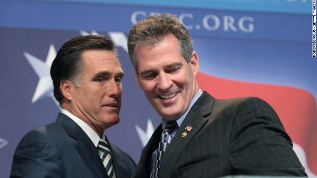 Democrats use Romney strategy on Scott Brown