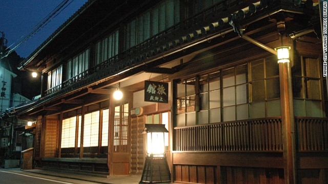 Many travelers visit Ryujin village as an overnight stop on their journey between Wakayama's sacred Koyasan and Kumano areas.