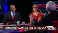 Van Jones: Clinton's 'blowing it'