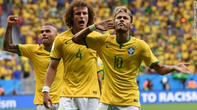 Brazil will need to up its game when it meets Chile in the round of 16, having yet to get into fifth gear. Neymar's goals ensured the Selecao finished first in Group A, but he will need others around him to step up if the side are to go any further.