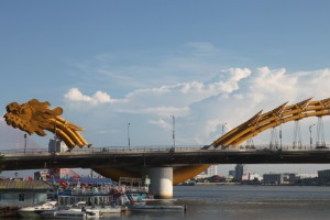 Puente del Dragón de Da Nang