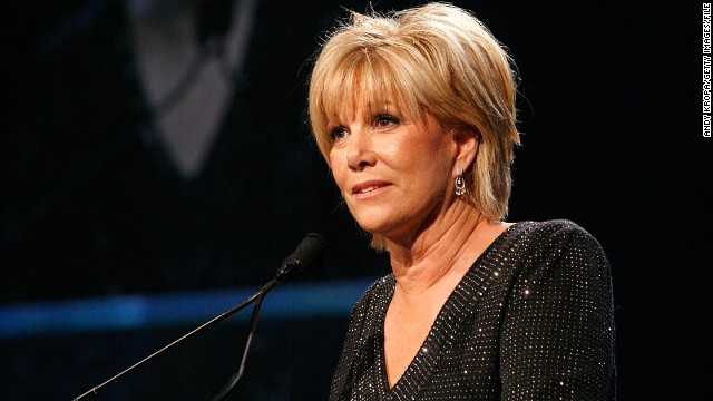 "Joan Lunden returned to her old stomping grounds, ABC's ""Good Morning America,"" with a personal news update on June 24. The former ""GMA"" host revealed that she's facing an ""aggressive"" form of breast cancer."
