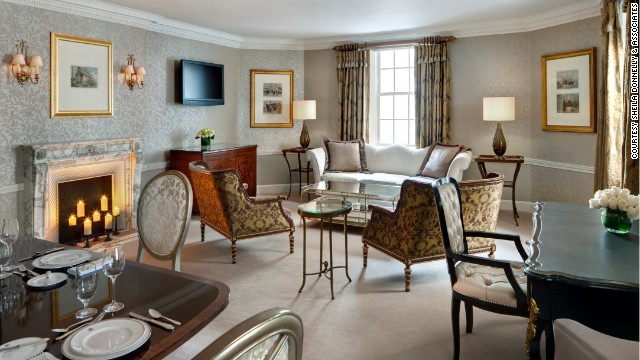 The Pierre in New York launched its official private residential stay program (which requires a 30-night minimum starting at $9,450) in January.