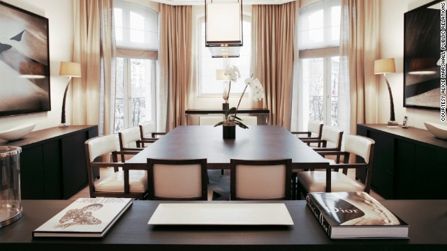 At La Reserve in Paris, a one-bedroom apartment starts at $1,988 per night.