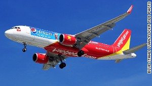 A VietJet Air flight landed at the wrong airport last week.