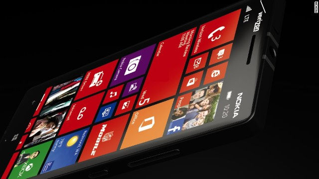Some reviewers have called the Nokia Lumia Icon with a fast processor, 5-inch display screen and 20-megapixel camera, the best Windows phone yet. But the phone, selling for $199, is only available on Verizon. Nokia's other top-end phone, the bigger (6-inch) Lumia 1520, is similarly exclusive to AT&T.