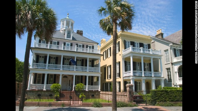 The charm of Charleston, South Carolina, cannot be overstated. With beautiful beaches, architecture and rich Gullah culture, this city could relax a stress ball.