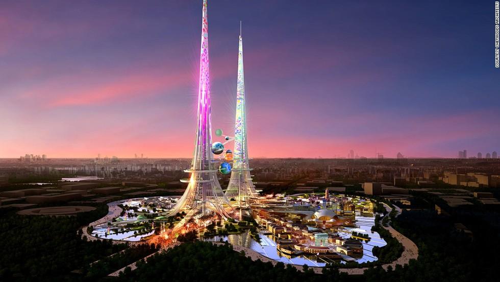 grandes rascacielos del mundo