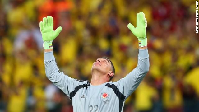 Los récords de la primera fase del Mundial de Brasil 2014