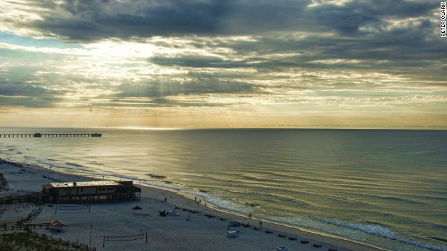 "Gulf Shores Public Beach in Alabama is one of the U.S. beaches that has consistently received high marks for water safety over the past five years, according to a Natural Resources Defense Council report. Alabama has three beaches on the council's ""superstar"" list."