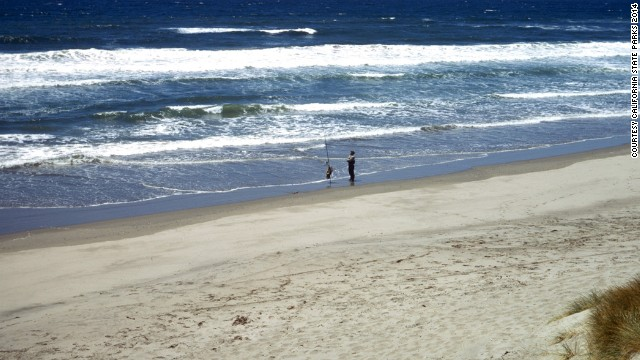 Zmudowski State Beach is harder to get to than some of the other beaches on Monterey Bay, but that means you'll have plenty of sandy California shoreline to yourself.