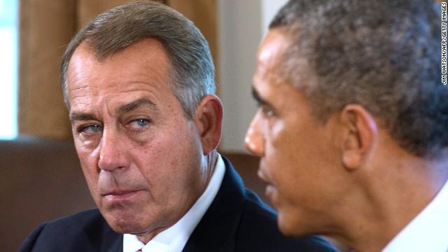 Boehner: Por qué debemos demandar ahora al presidente Obama